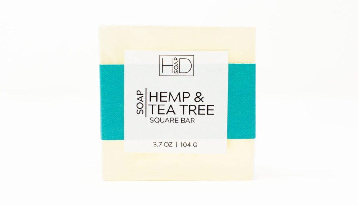 HD Soap | Hemp & Tea Tree
