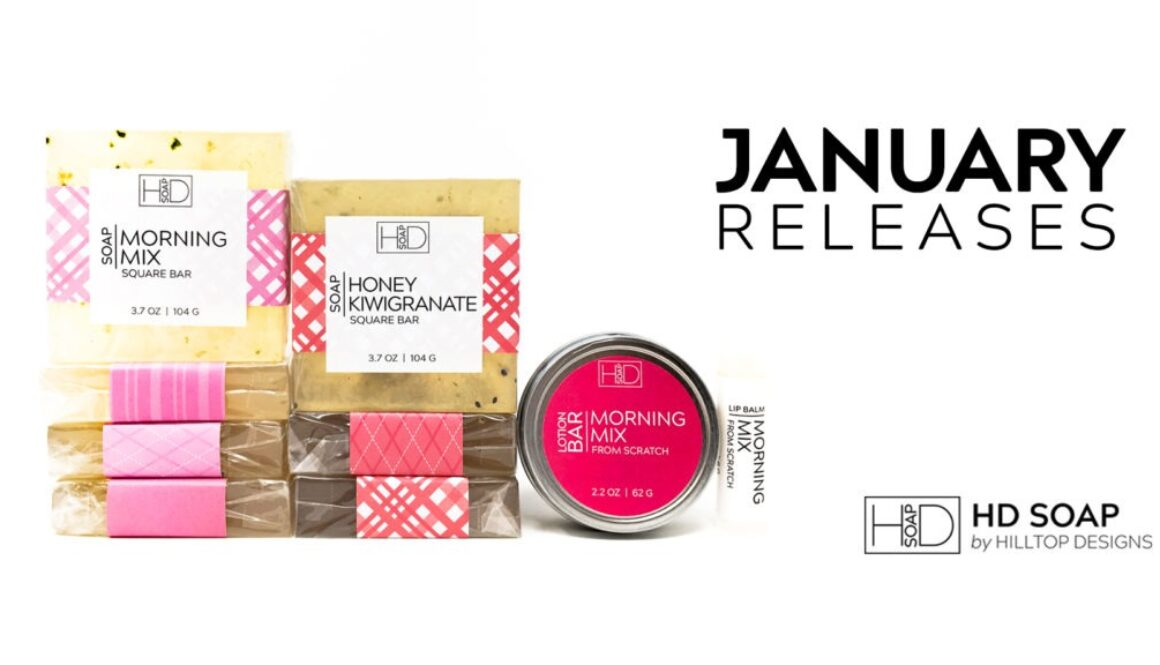 HD Soap | January Releases