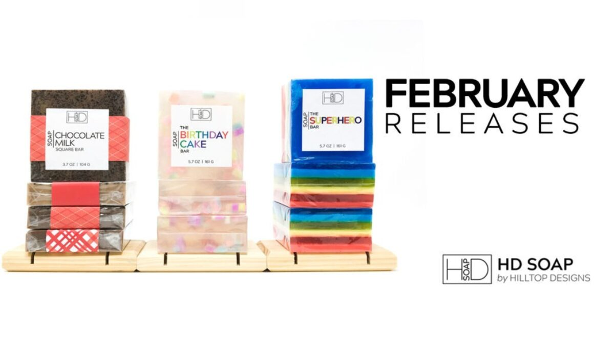 HD Soap   February Releases