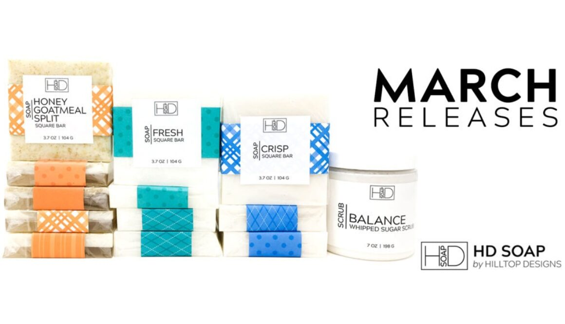 HD Soap | March New Releases