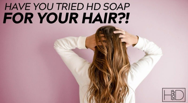 HD Soap | Haircare Products