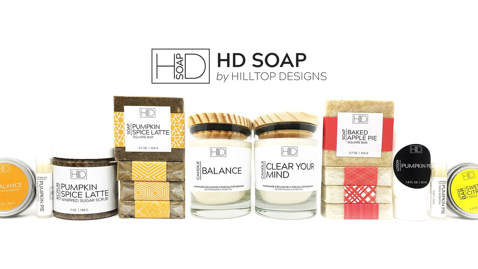 HD Soap   September New Releases