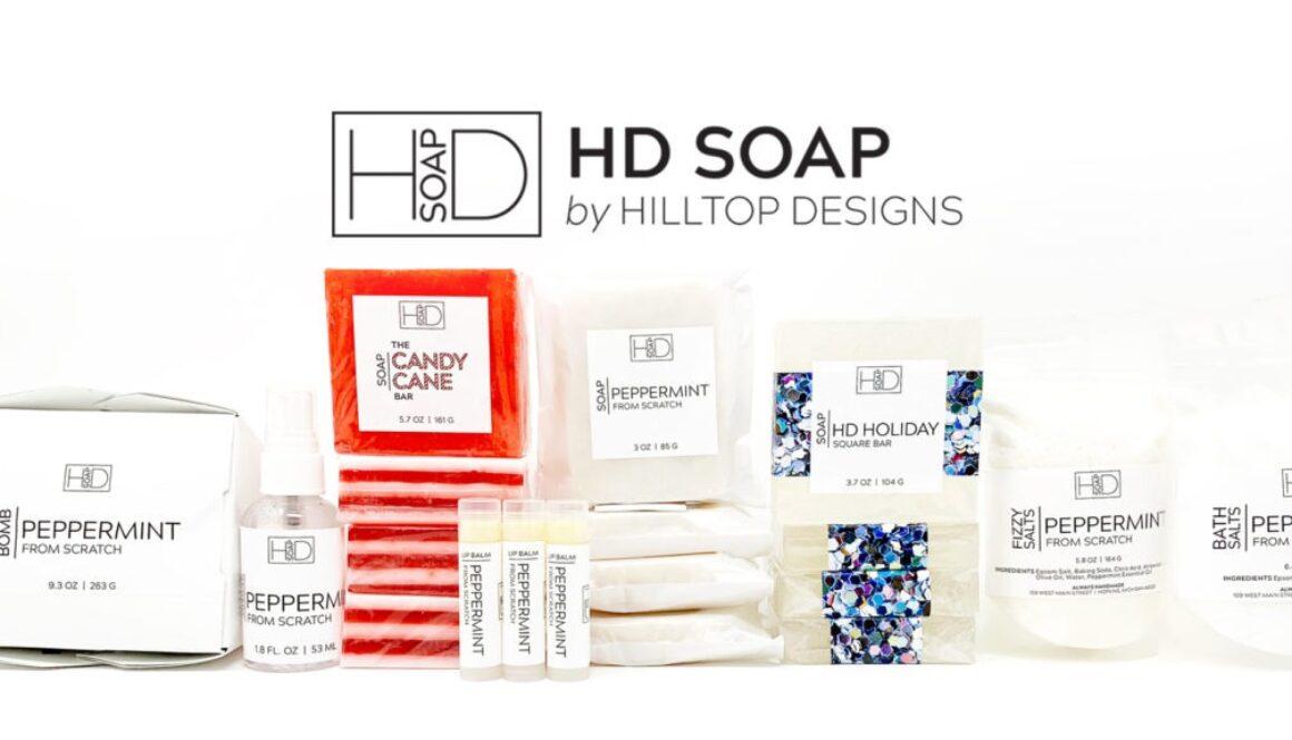 HD Soap | Gift Ideas