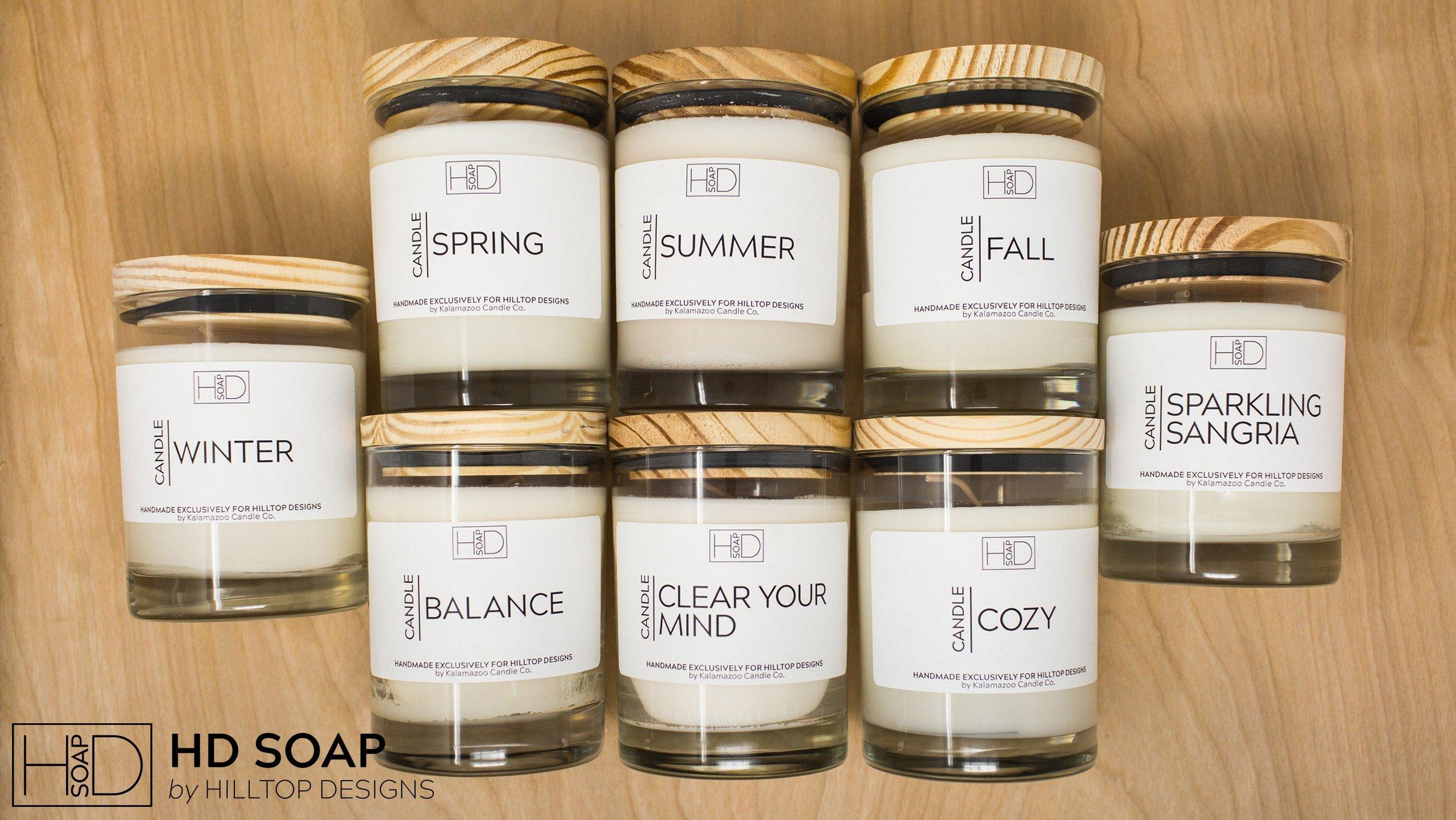 HD Soap | Kalamazoo Candle Company Anniversary