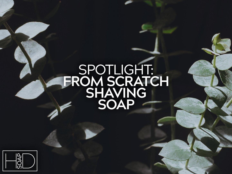 Shaving Soap