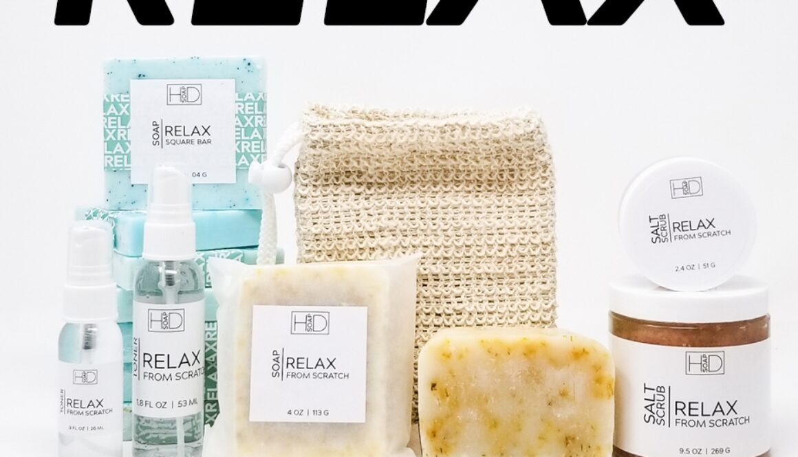 HD Soap | Relax