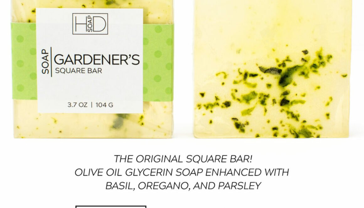 HD Soap | Gardener's Square Bar