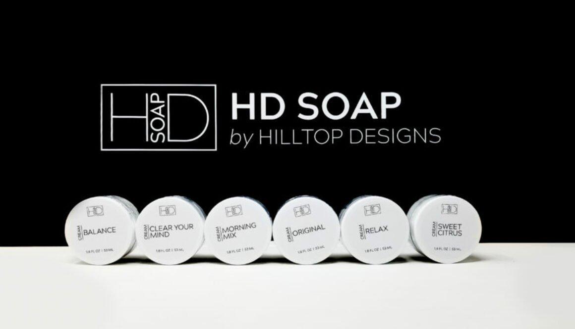 HD Soap   Cream