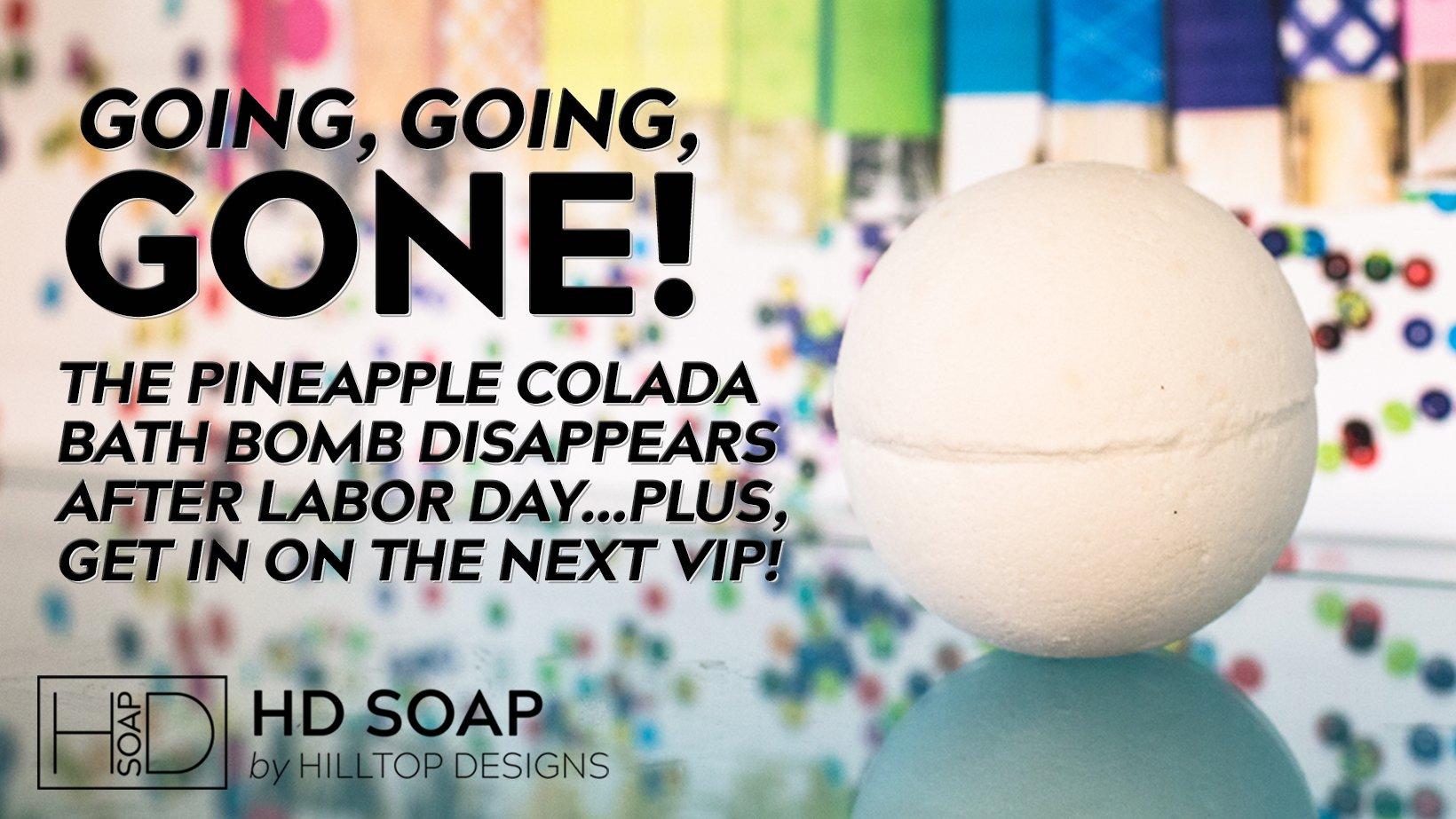 HD Soap | Deadlines