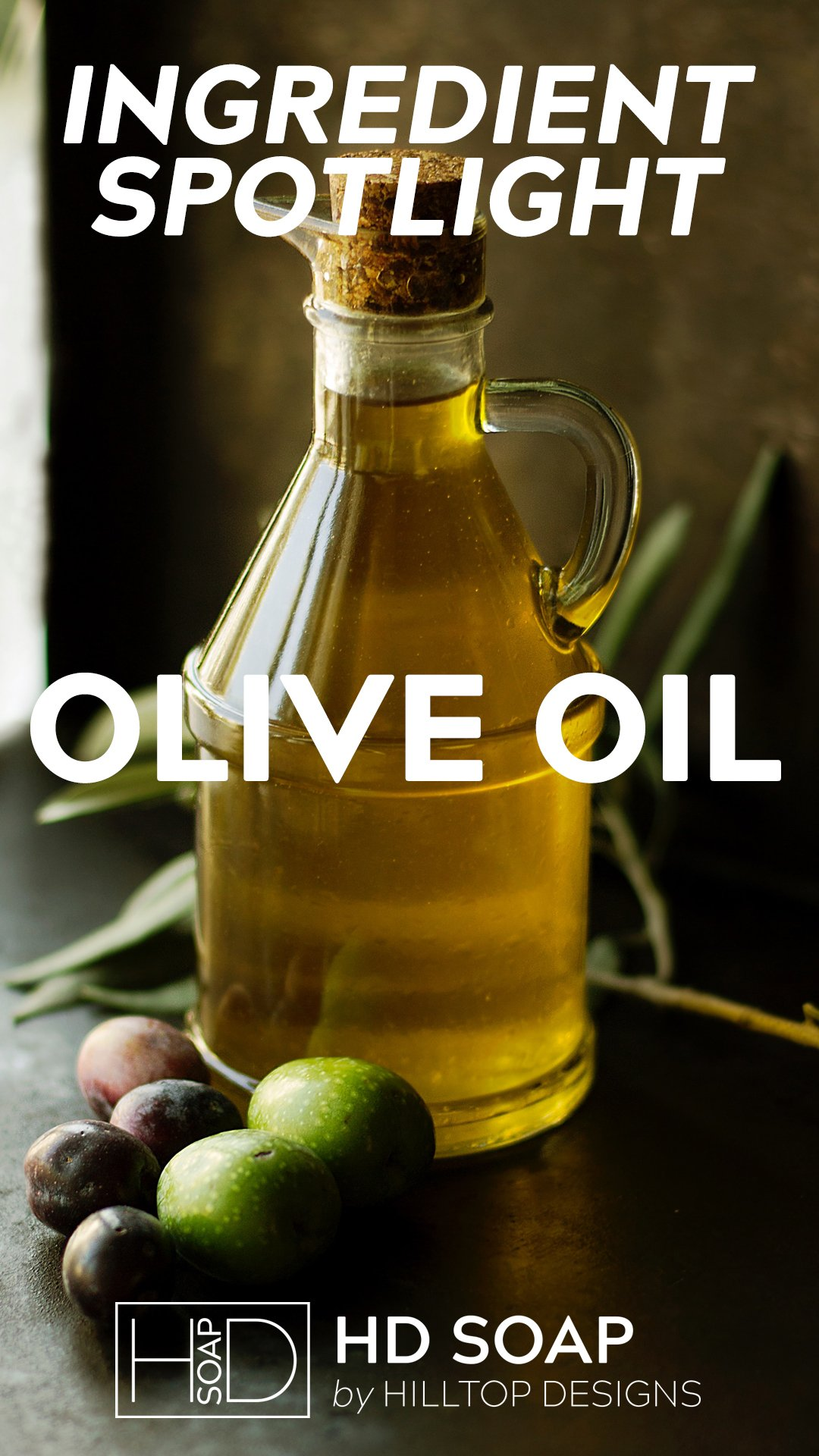HD Soap | Olive Oil