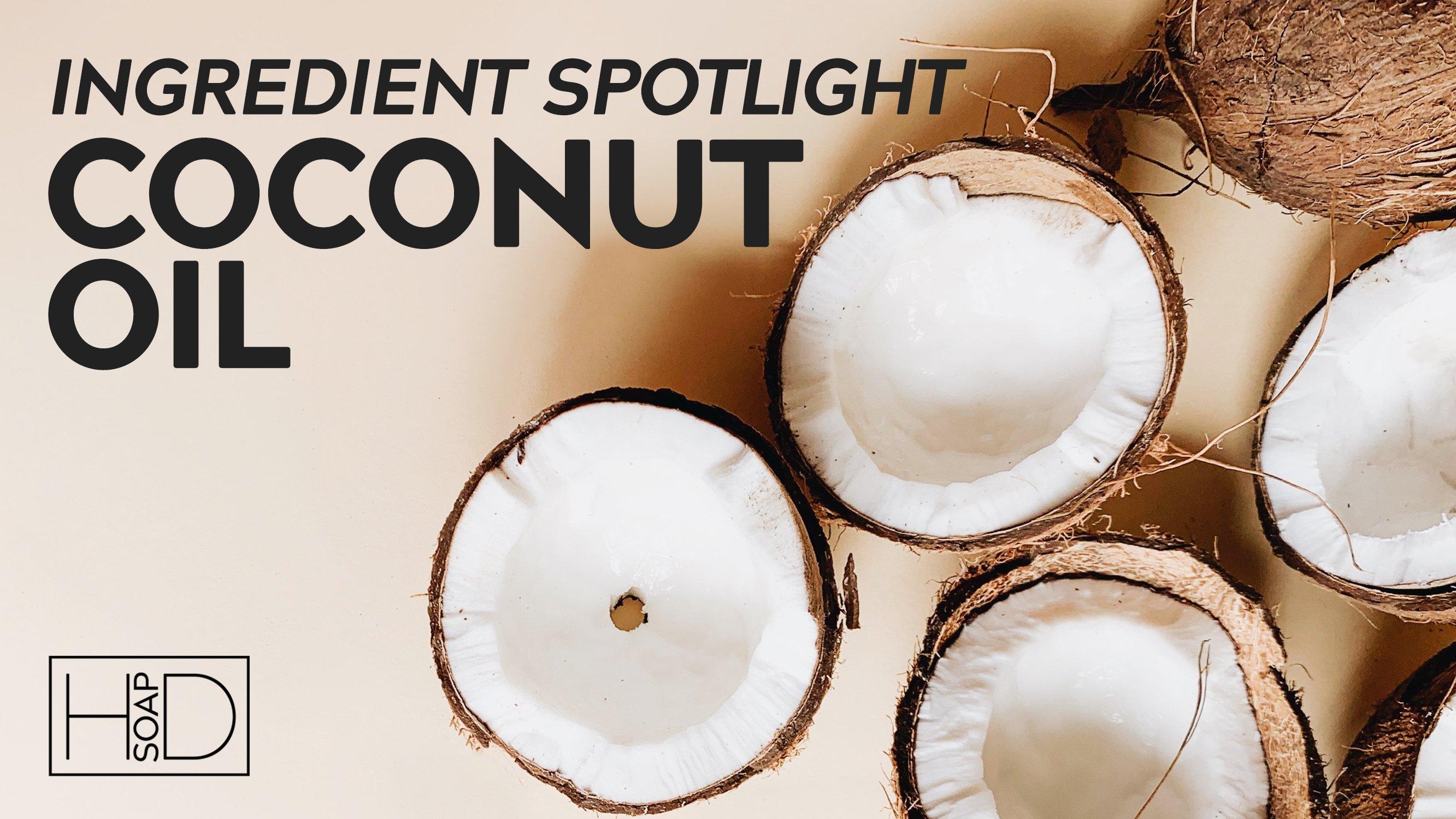 HD Soap | Coconut Oil