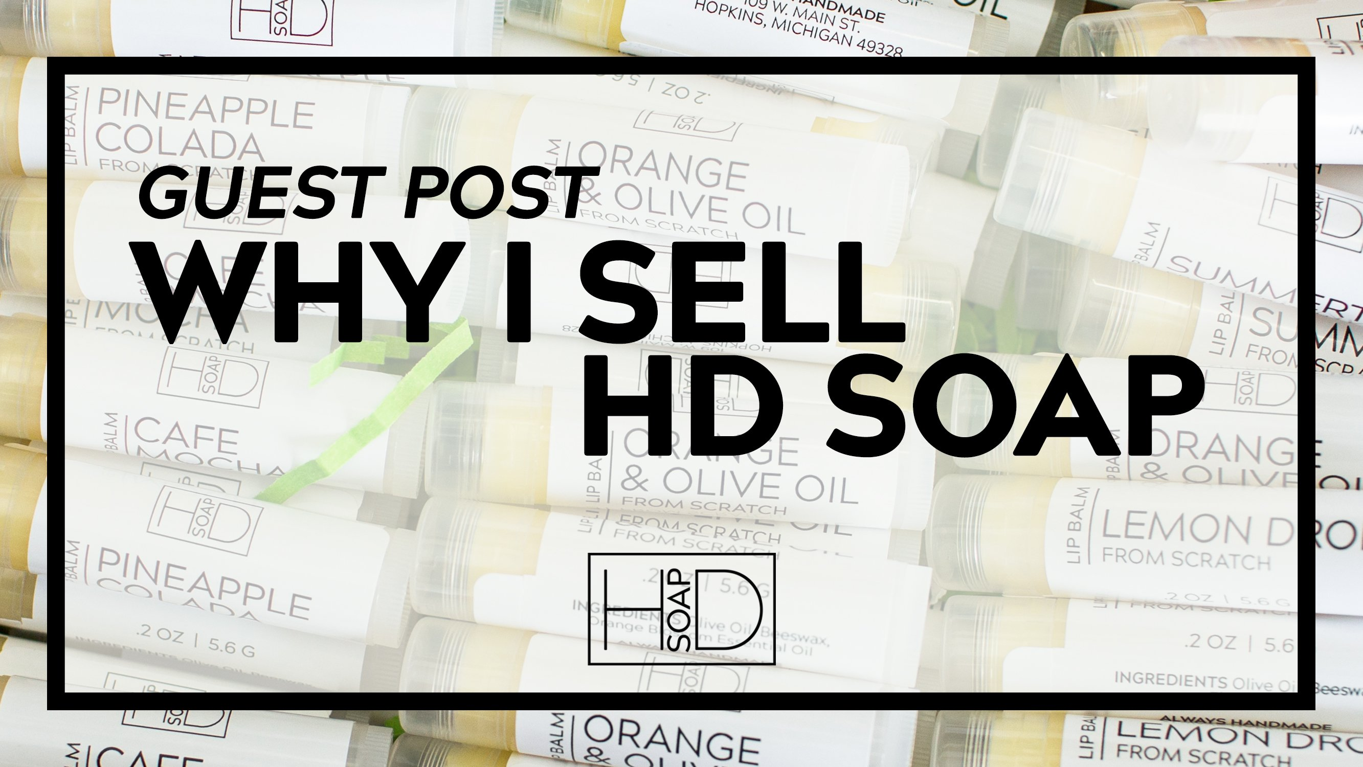 HD Soap   Consultant Opportunity