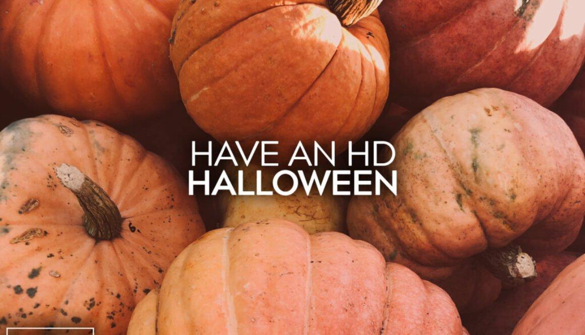 Have An HD Halloween