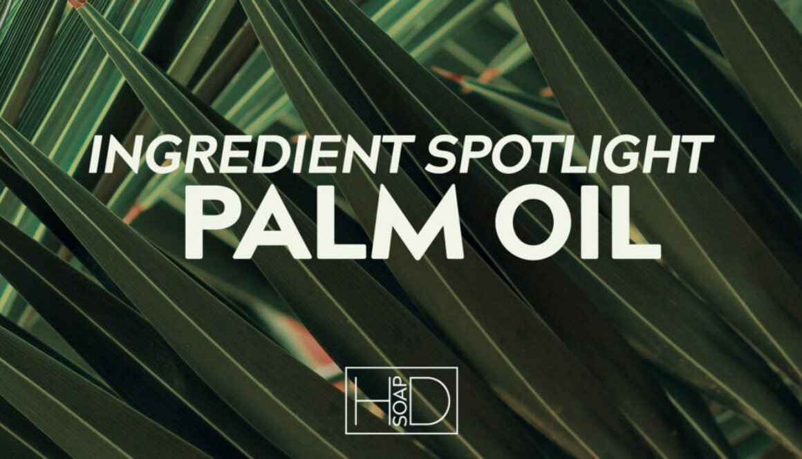 HD Soap | Palm Oil