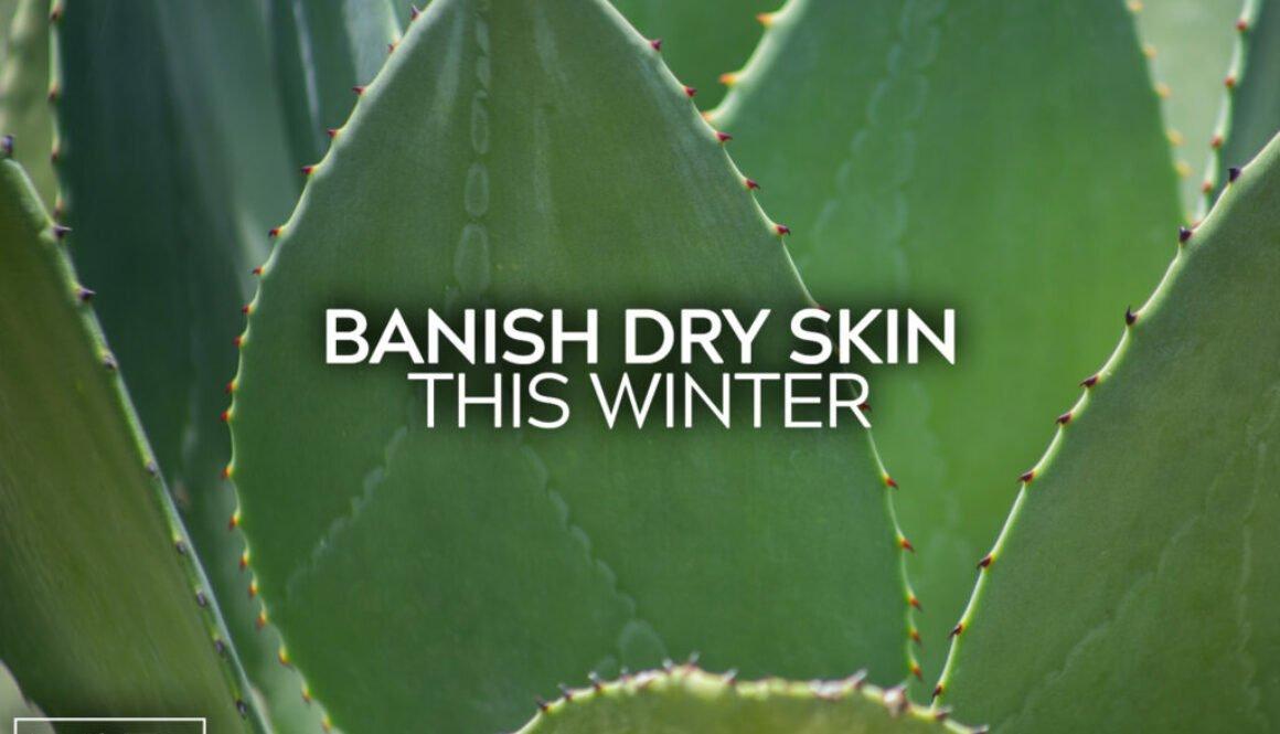 Banish Dry Skin This Winter