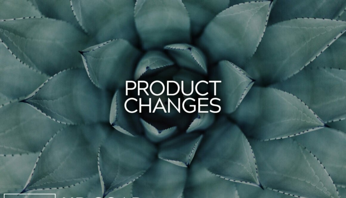 HD Soap | Product Changes