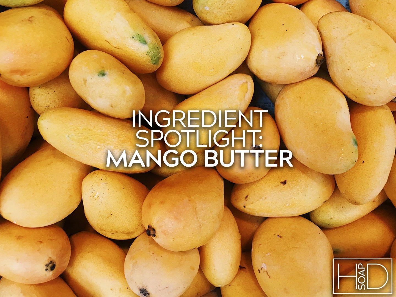 HD Soap   Mango Butter