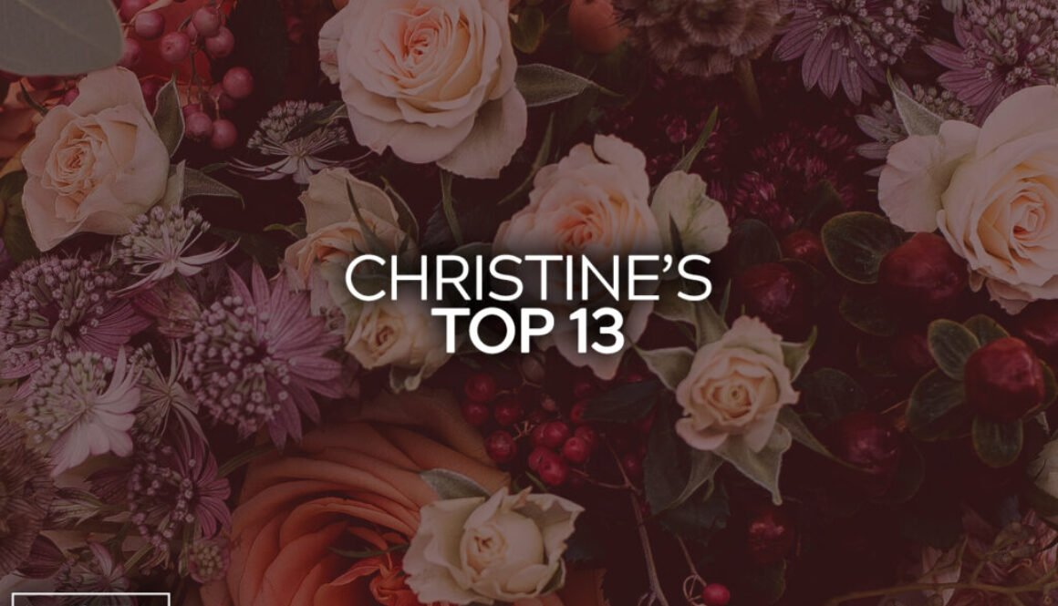 Christines Top 13