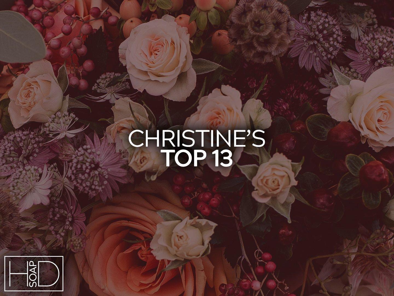 Christines Top 13
