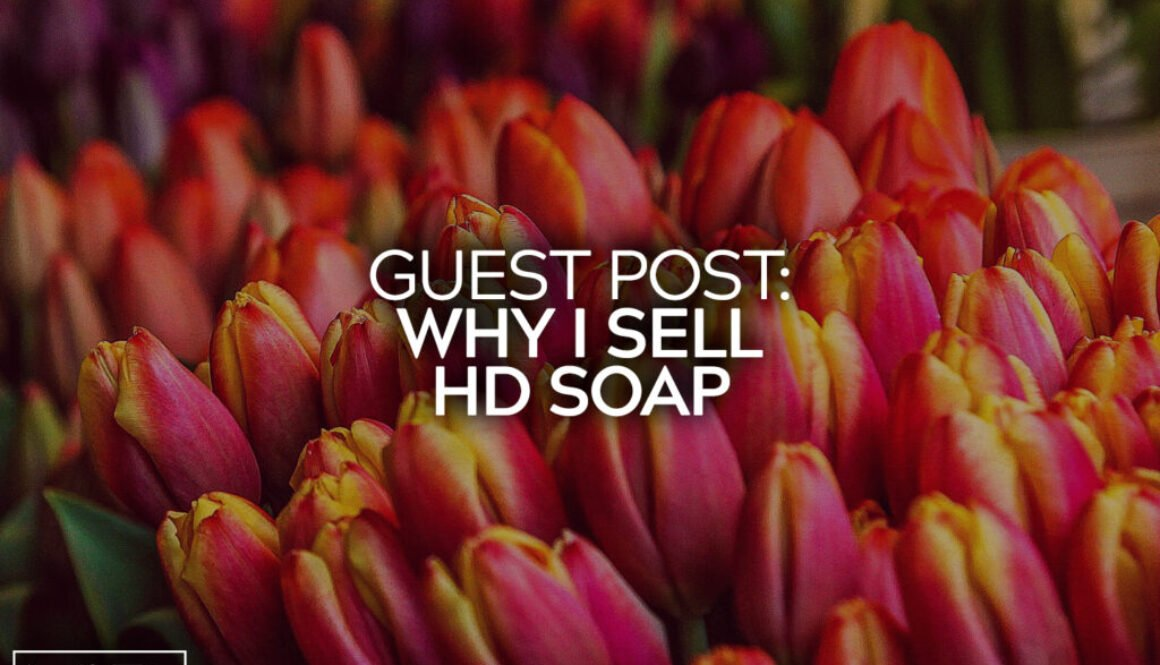 Guest Post Why I Sell HD Soap 11