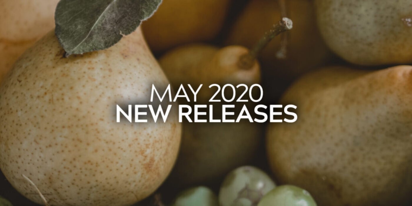 May 2020 New Releases