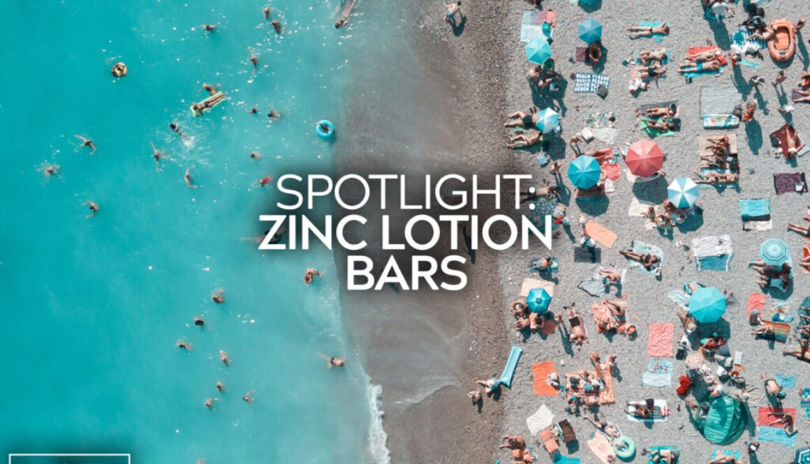 Zinc Lotion Bars