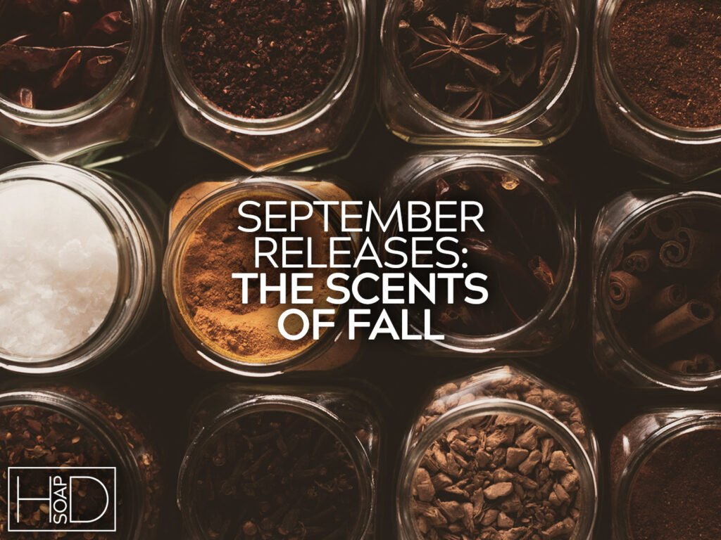September Releases The Scents Of Fall Hd Soap By Hilltop Designs