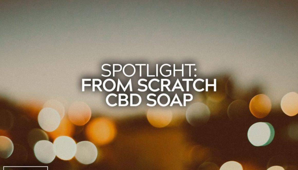 From Scratch CBD Soap