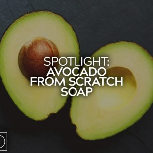 Avocado From Scratch Soap