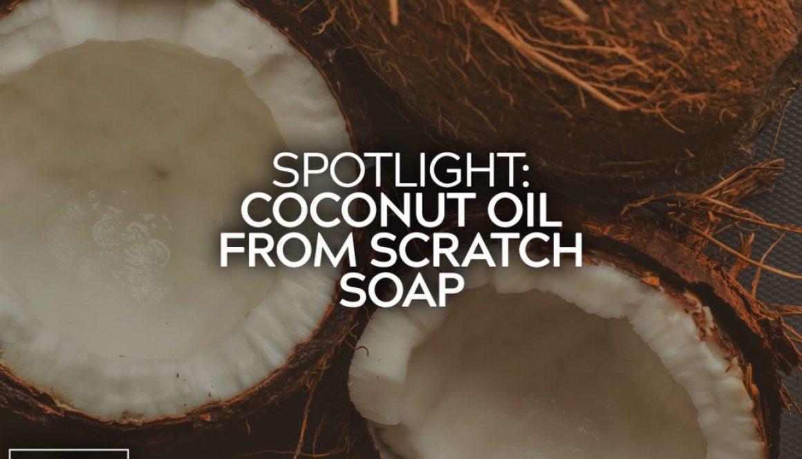 Coconut Oil FS Soap