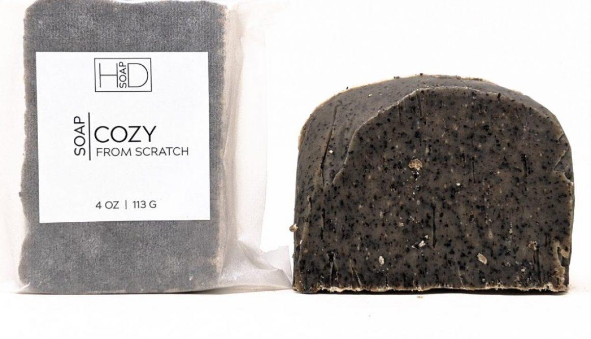 Cozy Coffee Soap - Copy