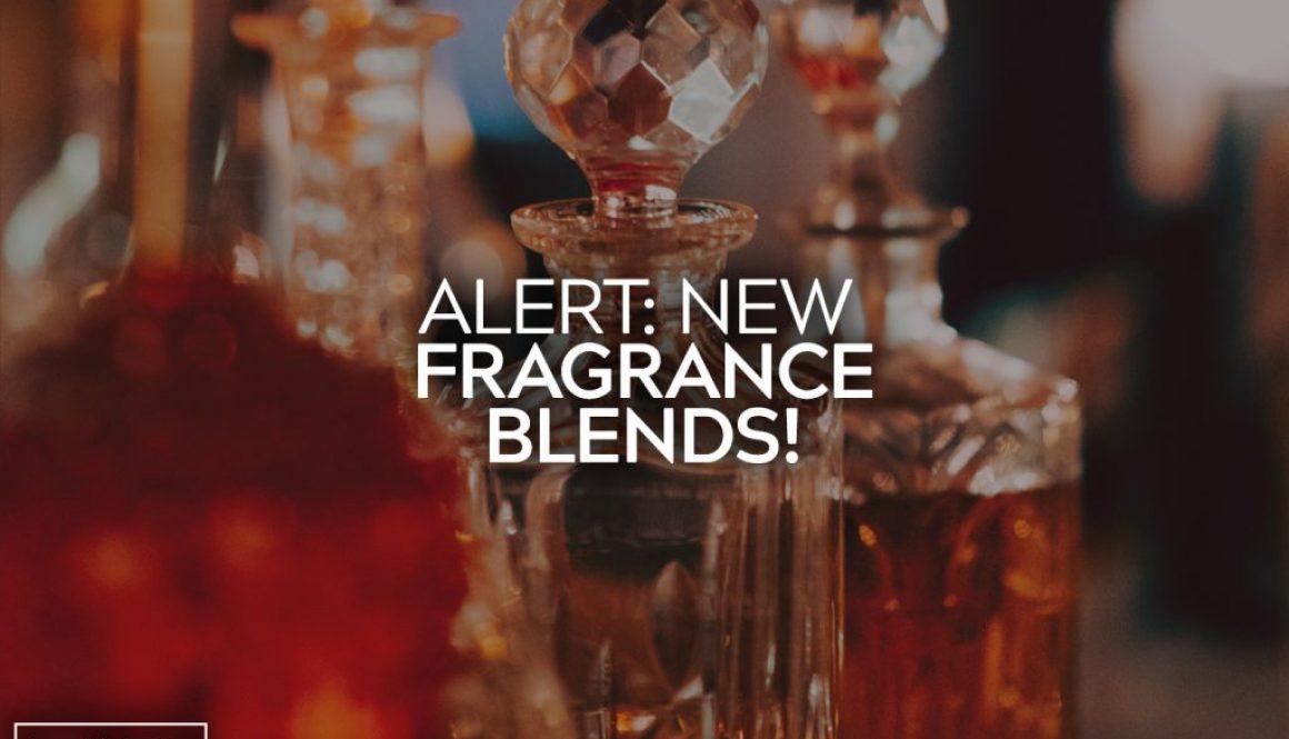 Fragrance Blends