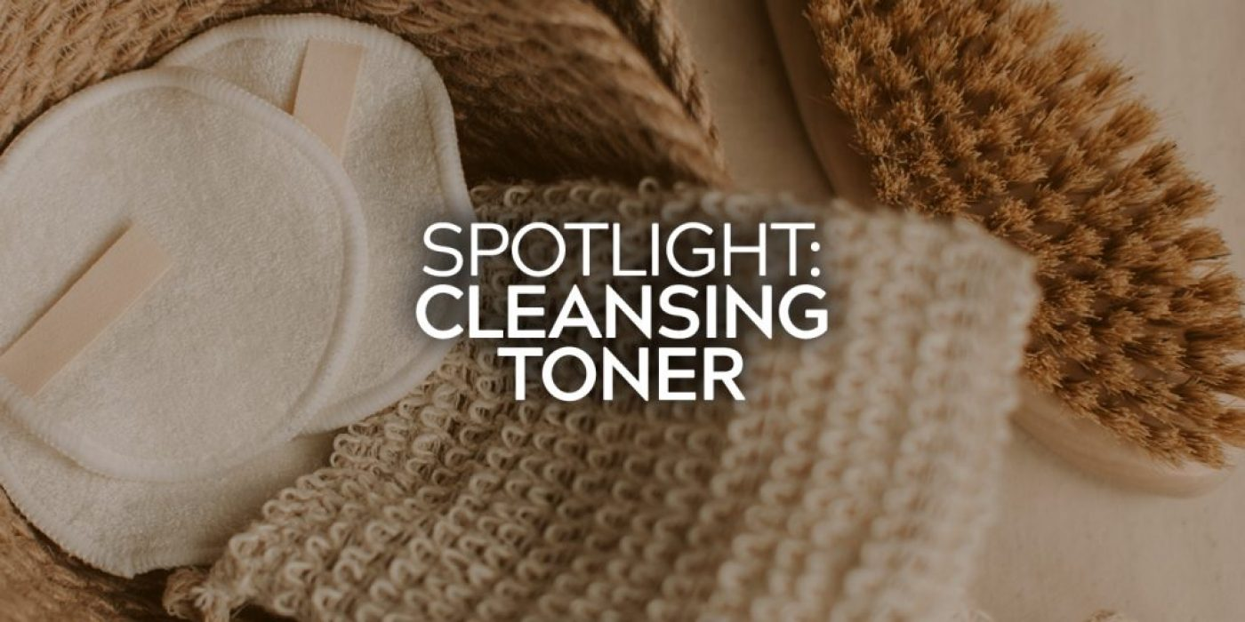 Cleansing Toner
