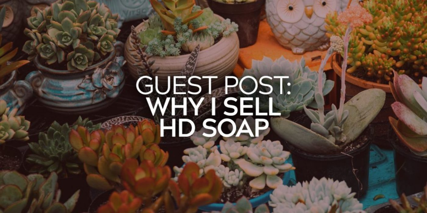 Guest Post Why I Sell HD Soap 23