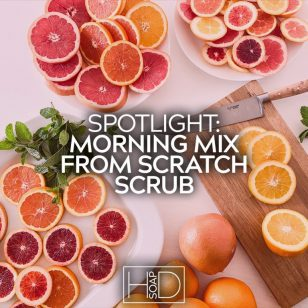 Morning Mix FS Scrub