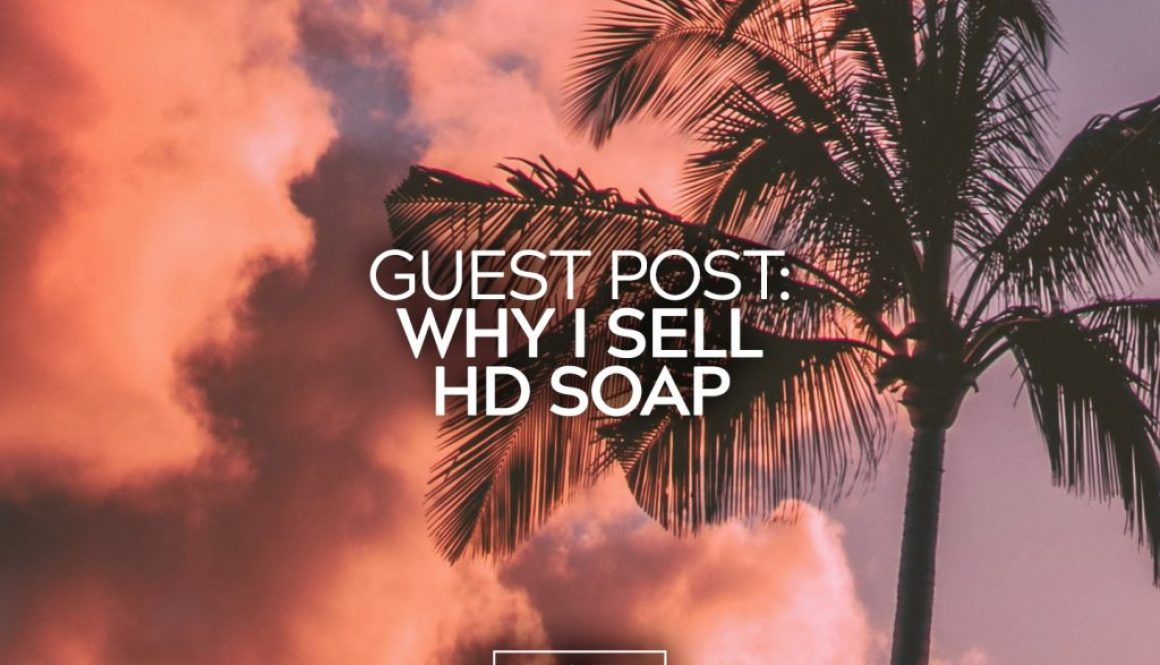 Guest Post Why I Sell HD Soap 28