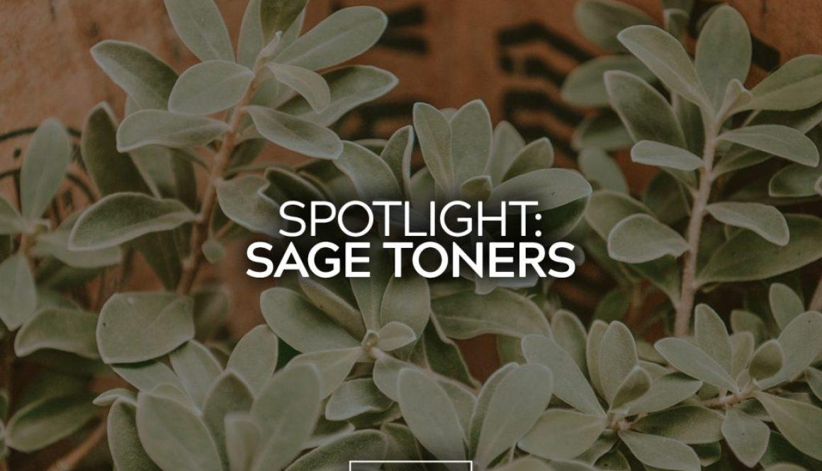Sage Toners