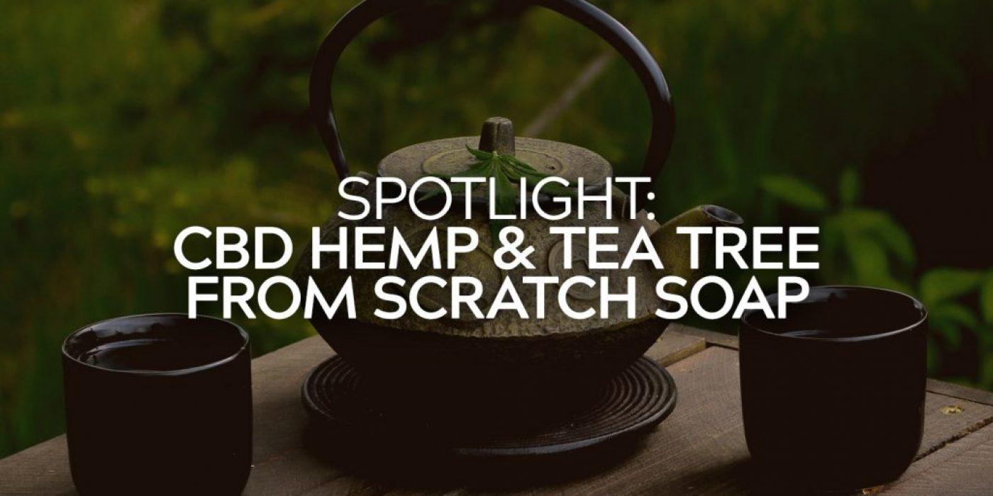 CBD Hemp and Tea Tree