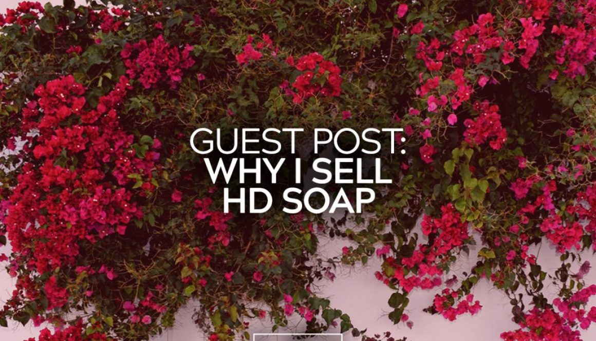 Guest Post Why I Sell HD Soap 29 copy