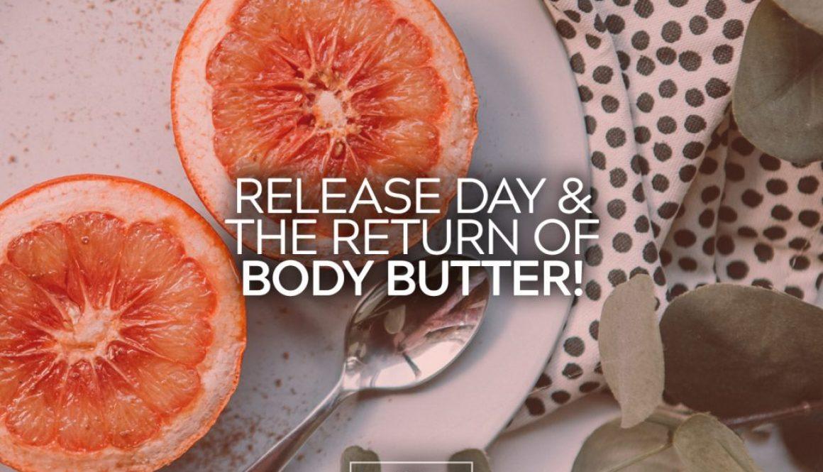 Return of Body Butter