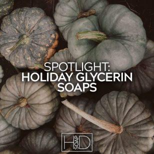 Holiday Glycerin Soaps