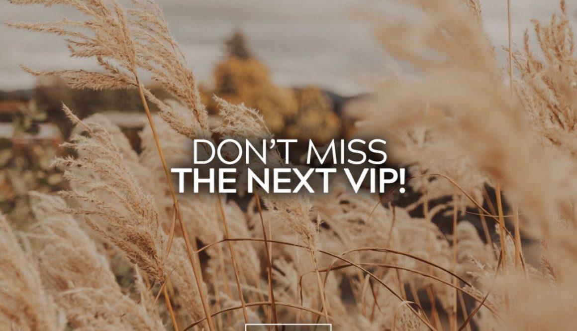 VIP Deadline 17